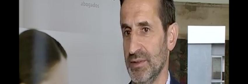 Sportlex en las Noticias RTVCyL: Recurso de Miguel Ángel Peñas ante el TAD.